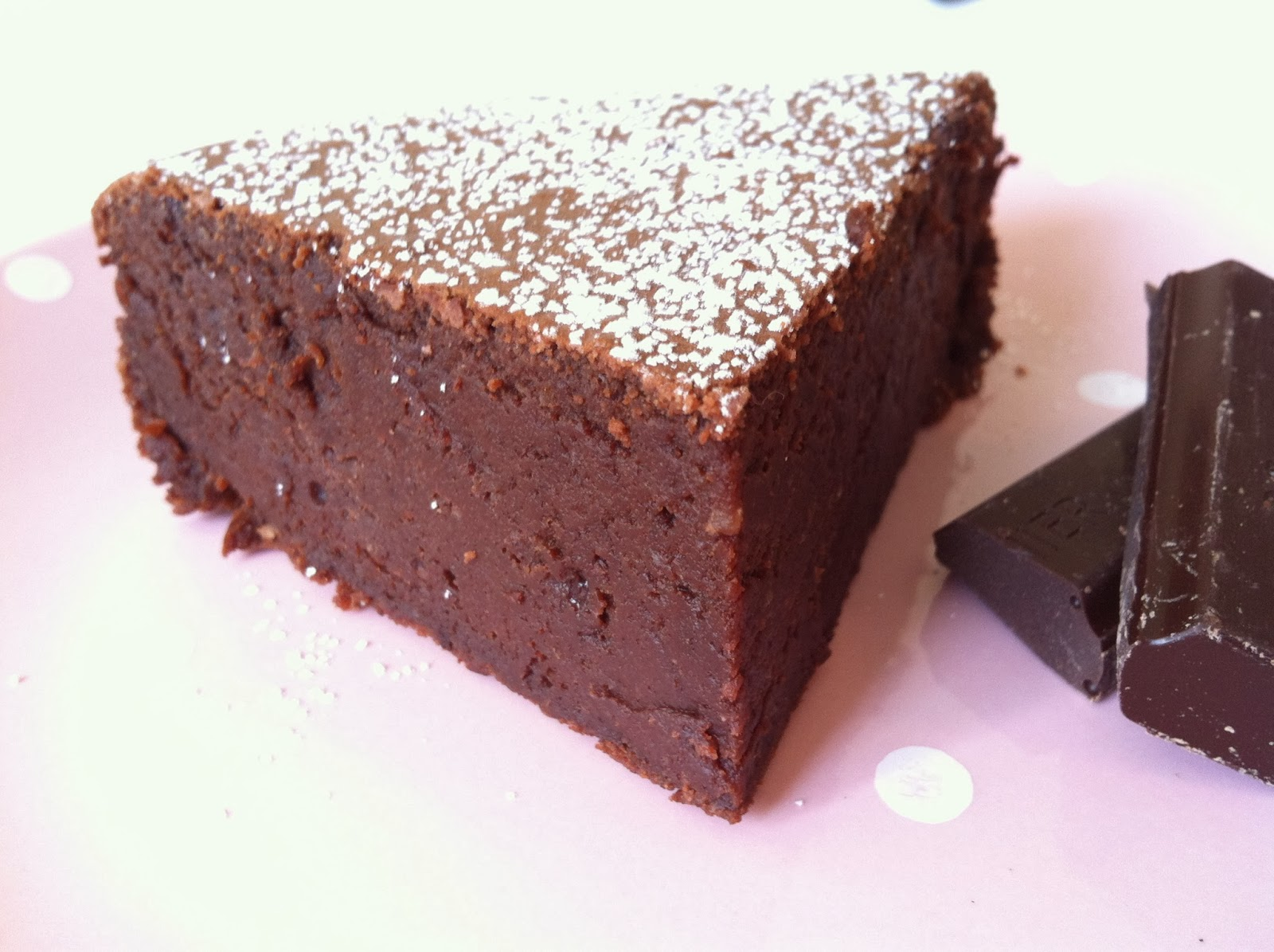 Jenn S Cooking Gateau Au Chocolat Et Mascarpone Sans Beurre Et Sans