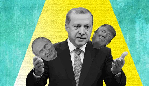 Can Erdogan juggle Trump and Putin at the same time?