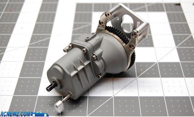 RC4WD Beast 2 2 speed transmission