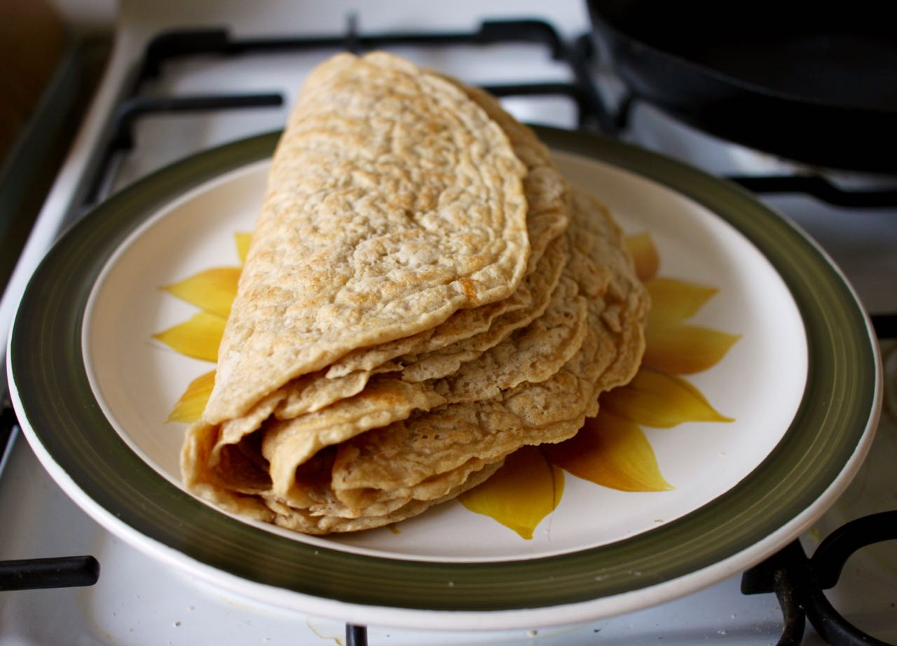 how to make staffordshire oatcakes