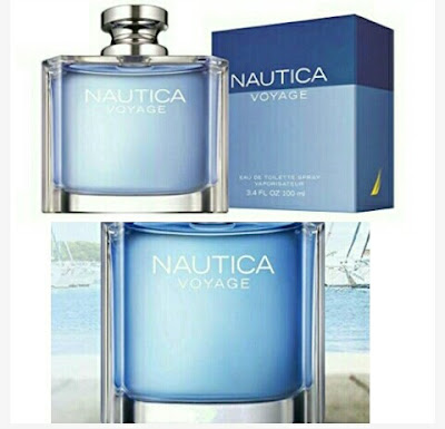 Men's Nautica Voyage Perfume - Long Lasting Fragrance