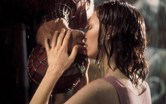 Peter Parker (Homem Aranha) e Mary Jane Watson