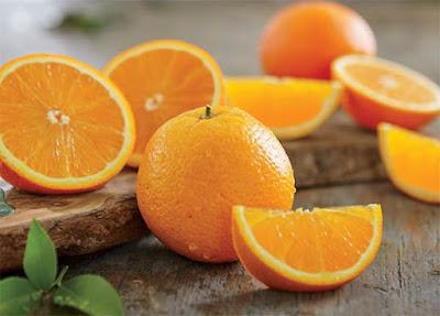 البرتقال اشهر الفواكه الغنية بفيتامين ج