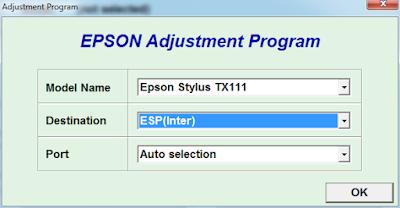 Epson TX111