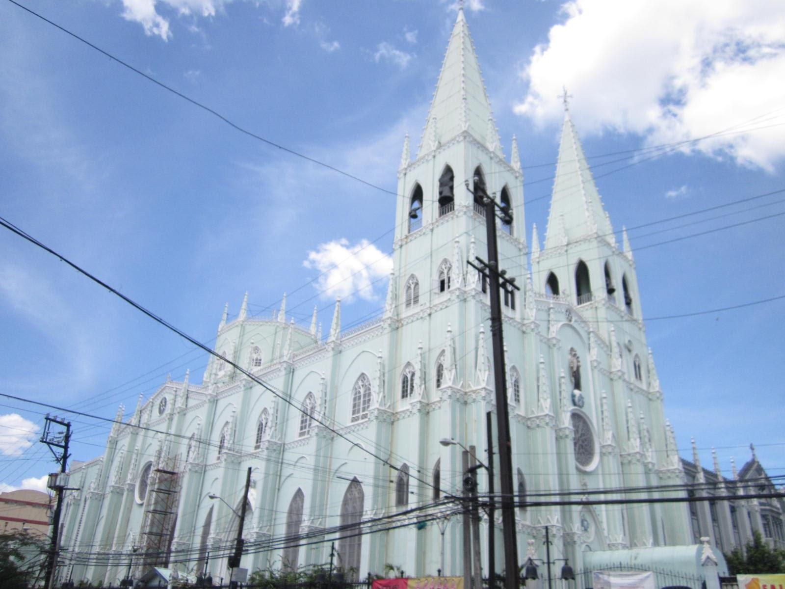 San Sebastian Church Manila