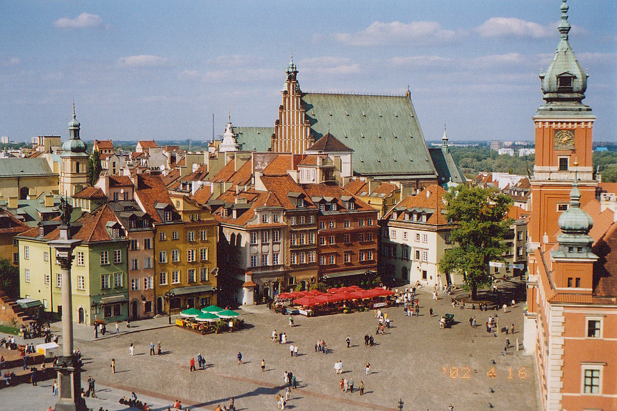 The Goulash Train A Central And Eastern Europe Travel Guide The 50 Most Beautiful Old Town