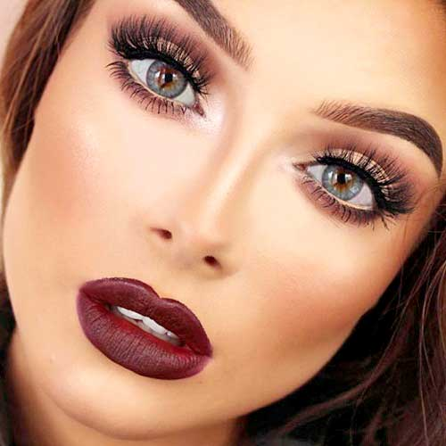 maquillaje instagram tendencia otoño 2016