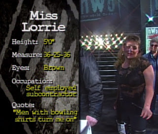 WCW NWO Souled Out 1997 Review - Miss Lorie was a Miss nWo finalist