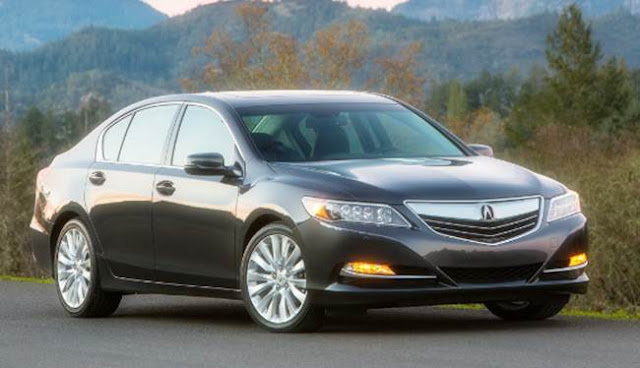 Acura RLX 2018 Changes