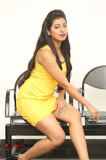 Actress Tarunika Pictures in Short Dress at Ramasakkanodu Movie Opening  0031