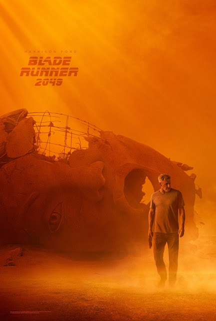 Blade Runner 2049 - Harrison Ford Poster