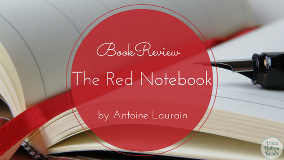 The Red Notebook by Antoine Laurain book review