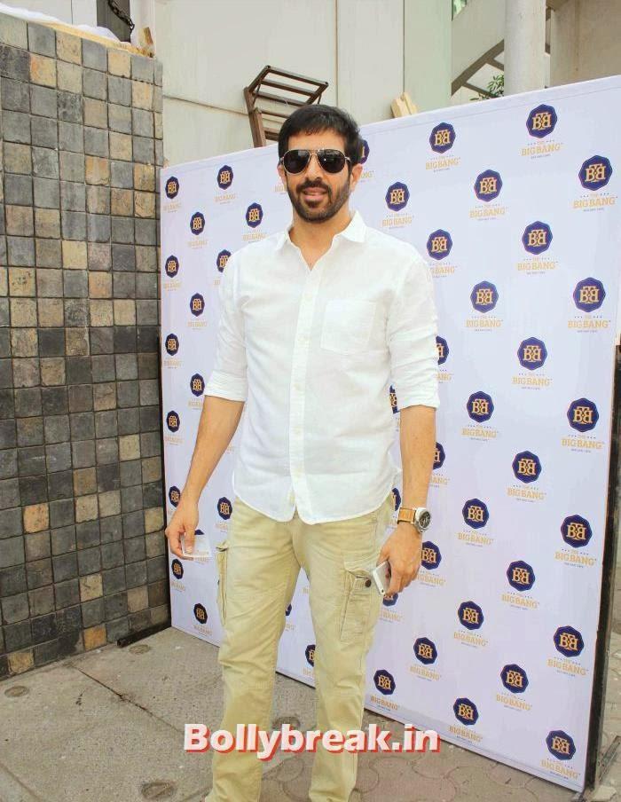 Kabir Khan, Celebs at Shruti Seth & Danish Aslam's Sunday Brunch