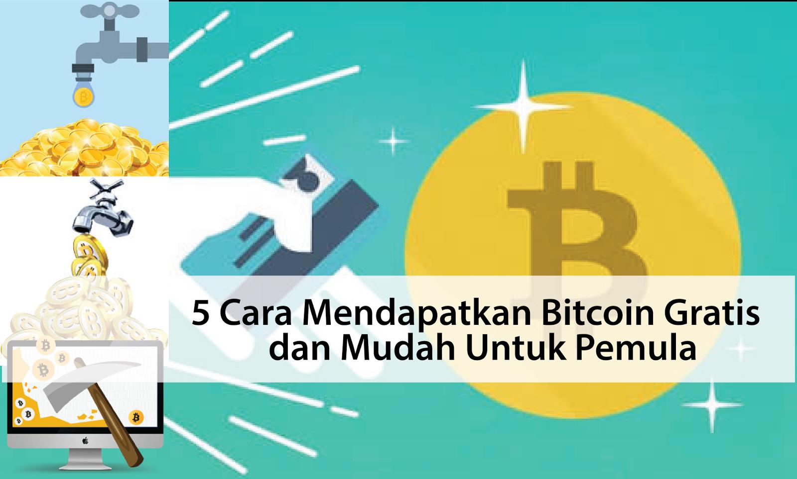 5 Cara Mendapatkan Bitcoin Mudah Dan Gratis Untuk Pemula Rak Mining