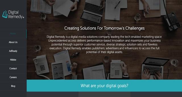 Digital Remedy ad network
