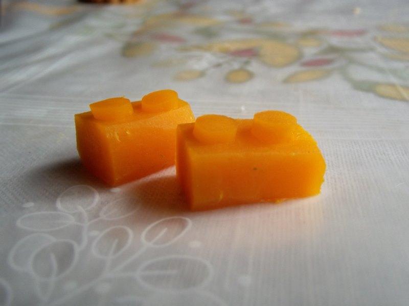 marchewka lego