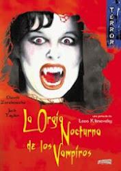 La orgía nocturna de los vampiros (1973) Descargar y ver Online Gratis