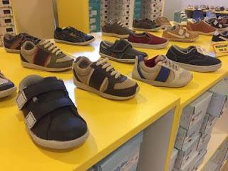 Shopping Bay Market recebe feira de calçado infantil