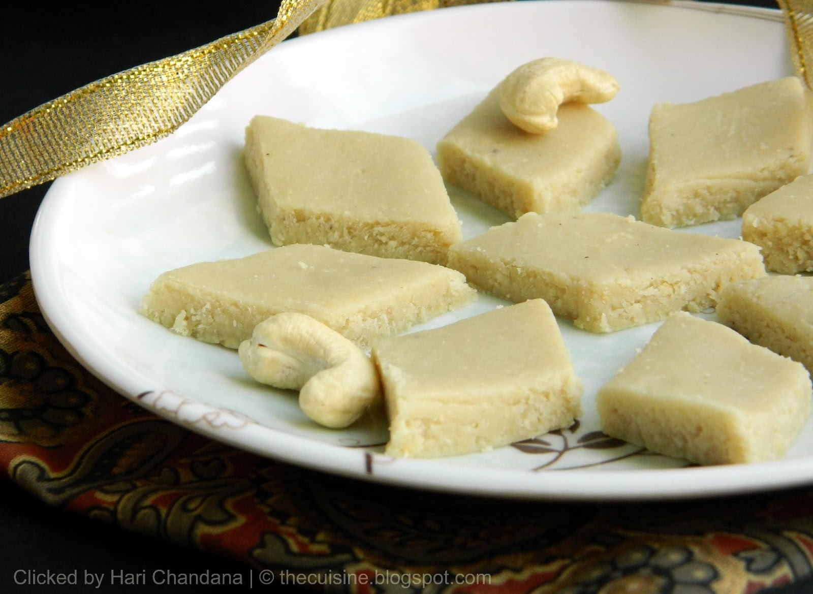 kaju katli recipe, how to make kaju burfi recipe, easy sweet recipes for diwali