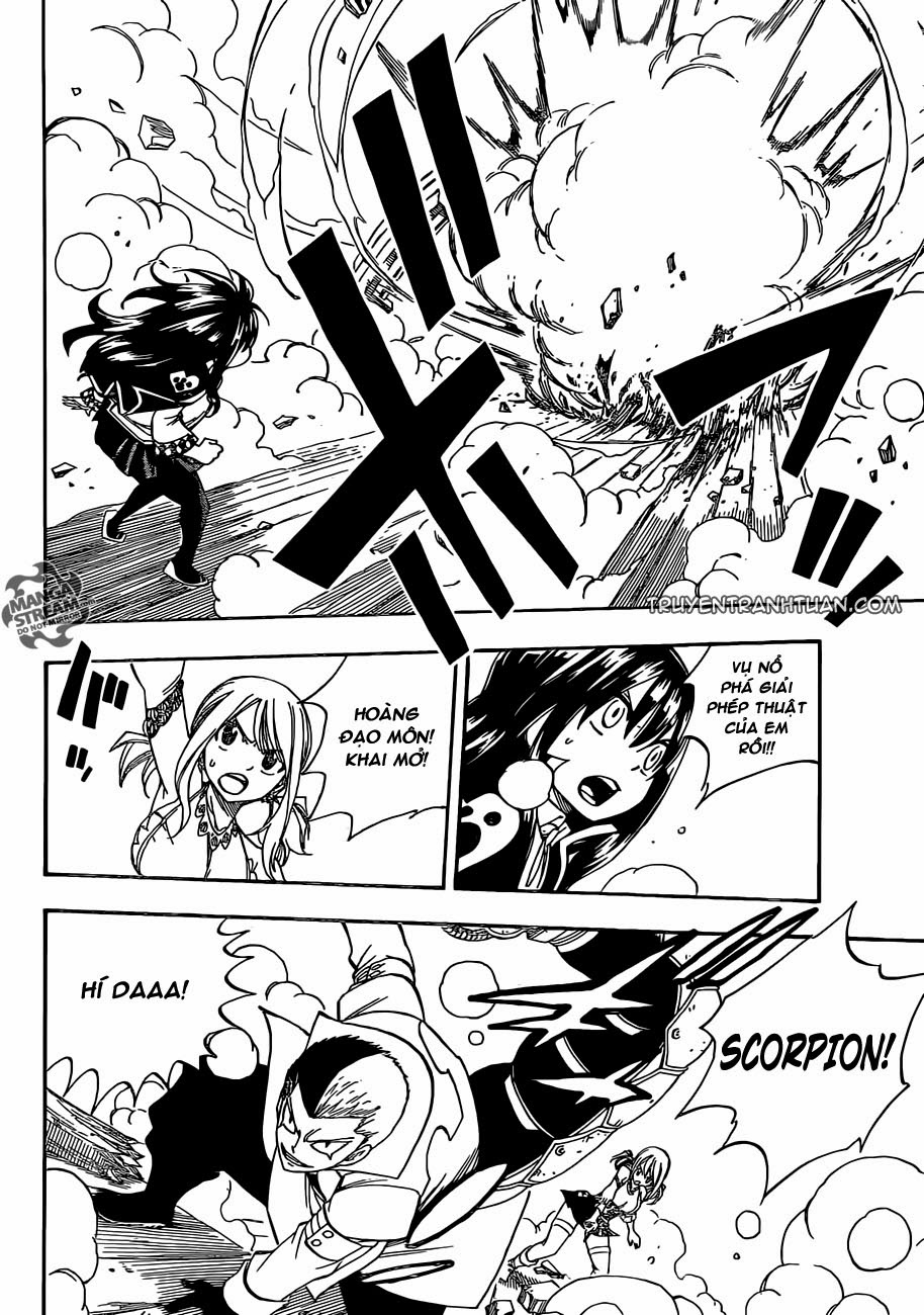 Fairy Tail chap 361 trang 7