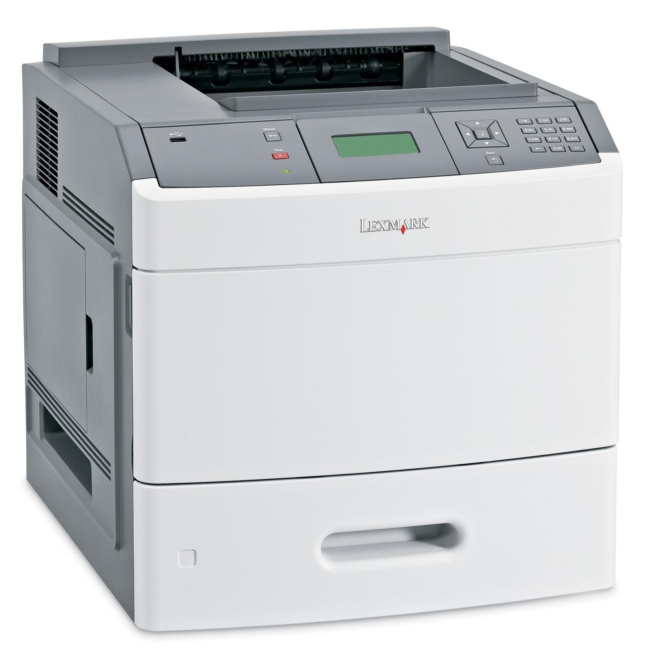 Lexmark T654n Printer Driver