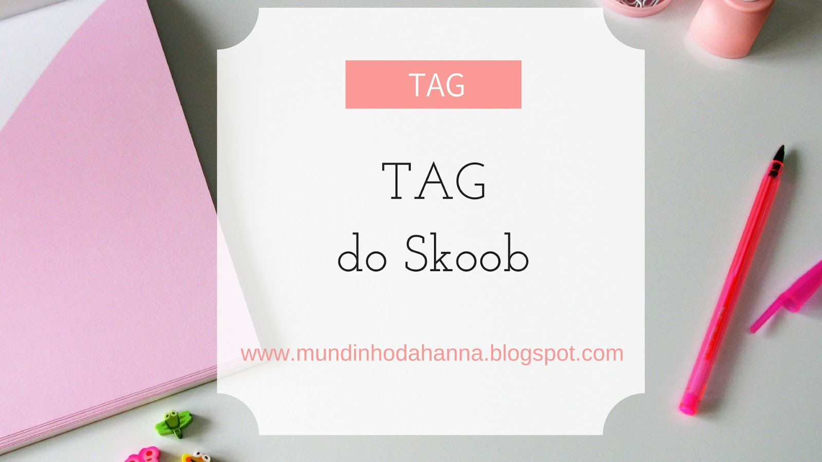 TAG do Skoob