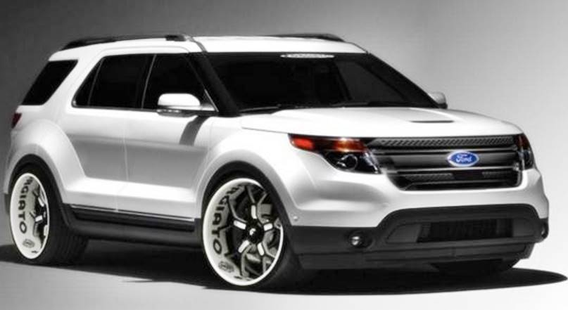 2019 Ford Explorer Redesign | FORD CAR REVIEW