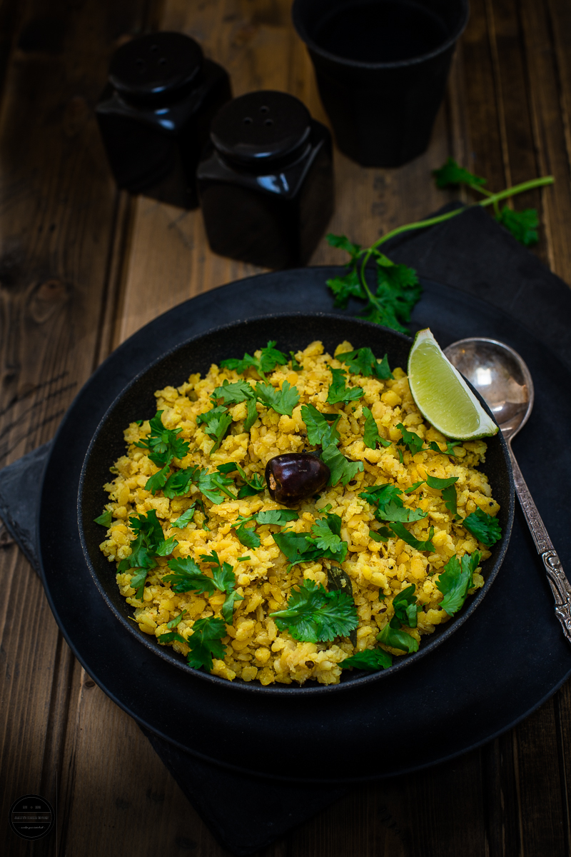 Mug ni chutti daal is a simple, delicious and homely Gujarati side dish that can be served in a daily Gujarati meal. This daal requires just a handful of ingredients that are easily available in the Indian kitchens. This dish makes a perfect protein-rich dish without using any expensive ingredients.