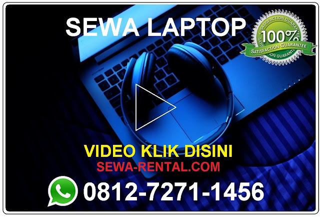 Sewa laptop murah, sewa laptop Jakarta