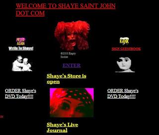 shayesaintjohn.net