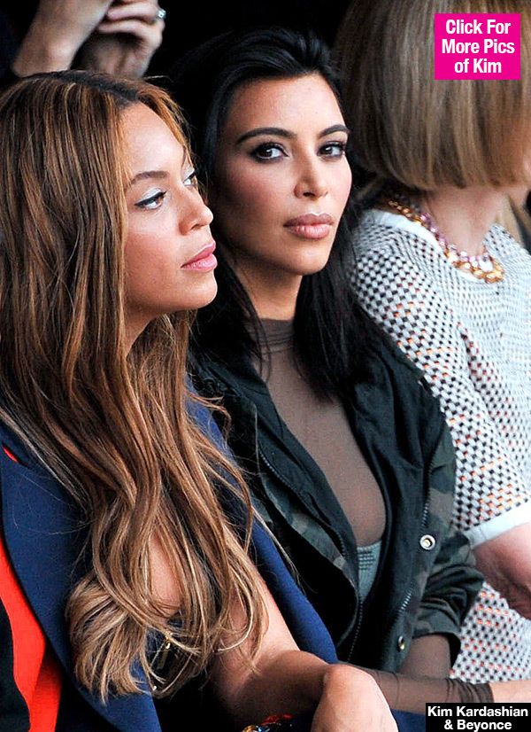Beyonce & Kim Kardashian Feud: Singer 'Never Genuinely Liked' Reality Star — Report
