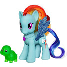 MLP Crystal Motion Wave 1 Rainbow Dash Brushable Pony