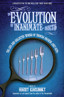 The Evolution of Inanimate Objects by Harry Karlinsky