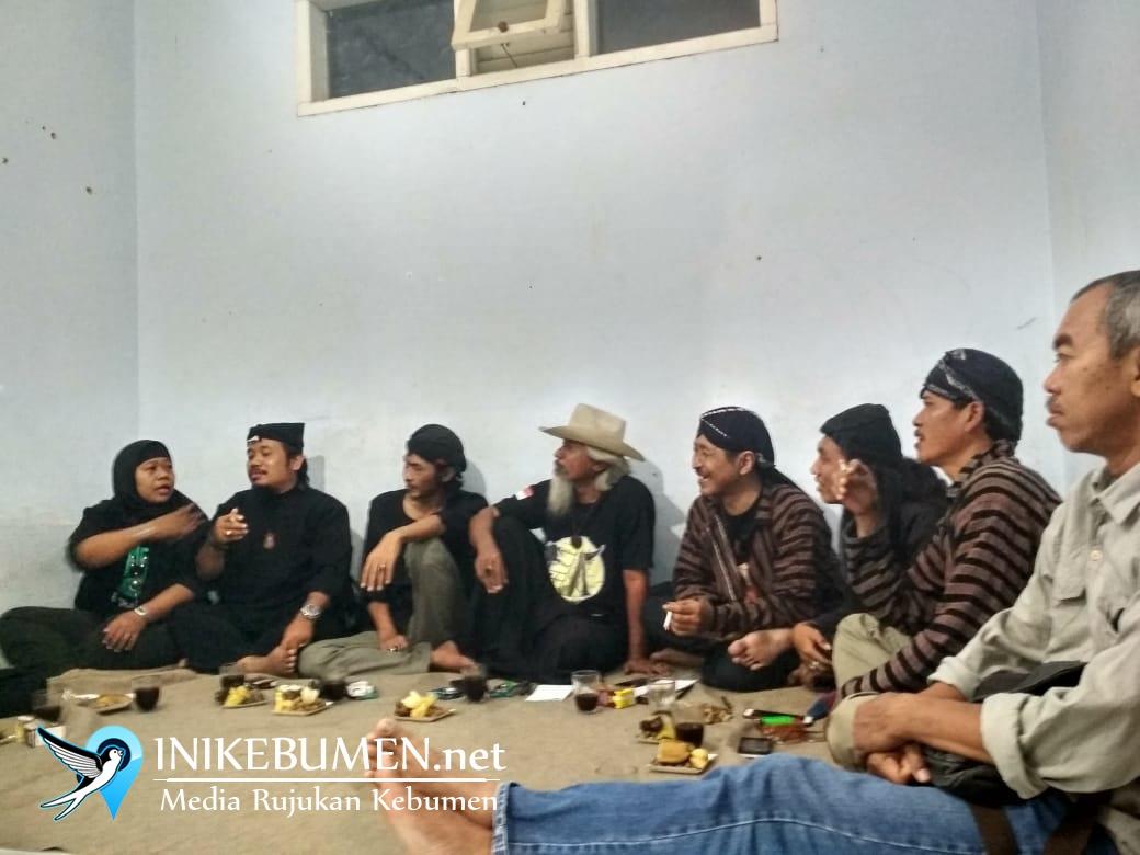 Pengurus Perupa Kebumen Didominasi Anak Muda