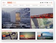 Absolute Writers - Blogging WordPress Theme