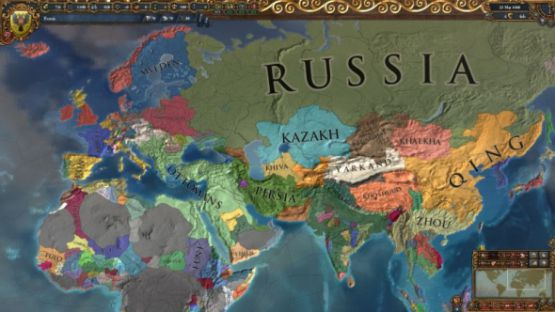 Europa Universalis IV Third Rome screenshot 4