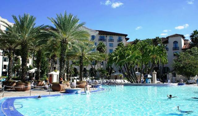 Hotel Hard Rock en el complejo Universal en Orlando