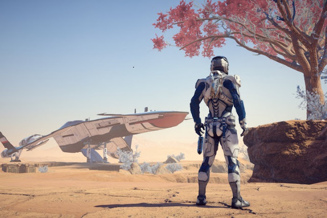 Mass Effect Andromeda Game Free Download Utorrent