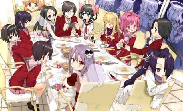 Top Best Anime Like Hyouka