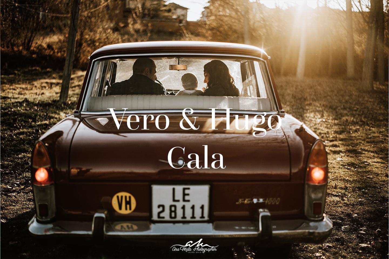Vero & Hugo, Cala. Enero 2018