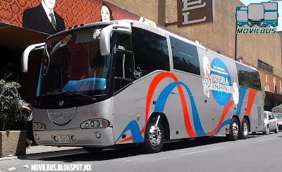 autobus de la sonora santanera