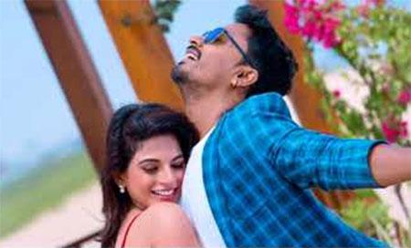 Veera – Official Tamil Trailer   Kreshna, Iswarya Menon   Leon James