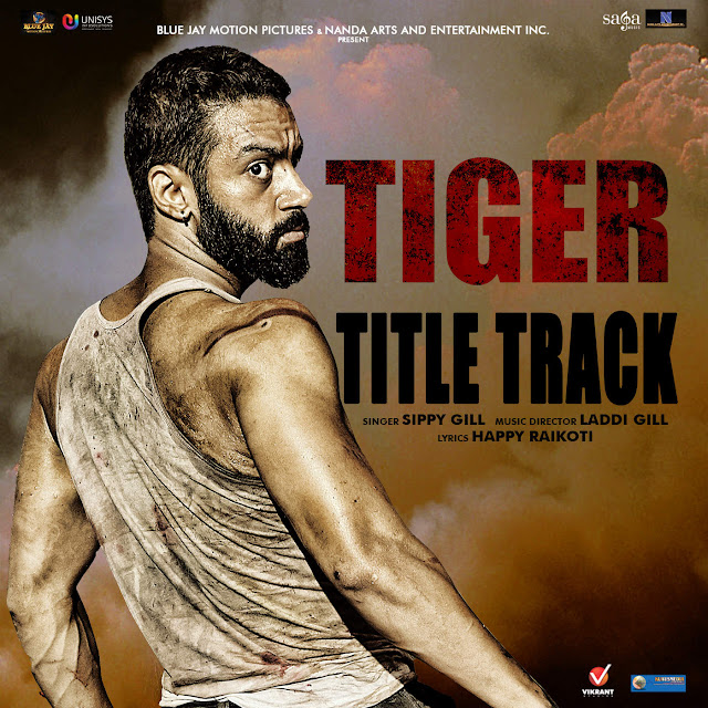 Tiger (Title Track) - Sippy Gill (2016) iTunes Original Clean HD Cover AlbumArt Download Wallpaper