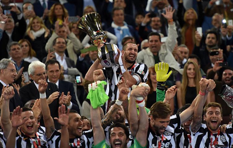 "Chiellini: ""Pogodak iz finala Coppa Italia 2015. je bio poseban"""