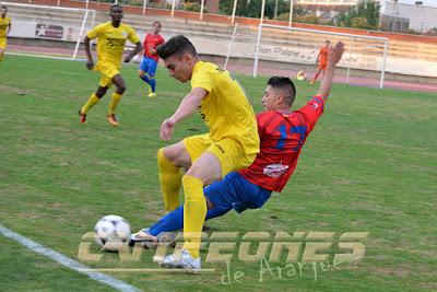 Real Aranjuez CF - Navalcarnero