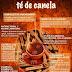EL TÉ DE CANELA: BENEFICIOS PARA LA SALUD