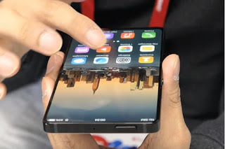 The First Truly Bezel-less Smartphone to be launch by Hot Race