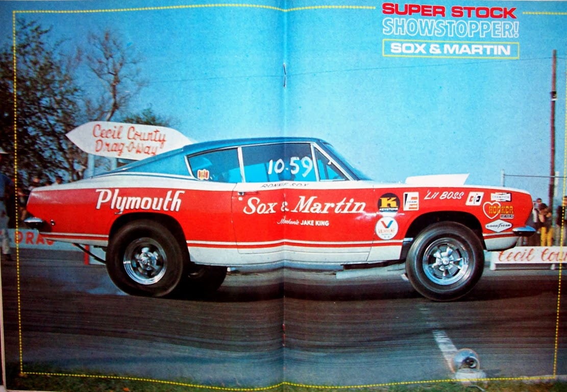 2016 Monte Carlo Ss >> Deadly Curves: Here's Some Random Cool 1960's Drag Racing And Stock Car Pictures