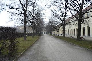 Hofgarten o Jardín de la Corte.