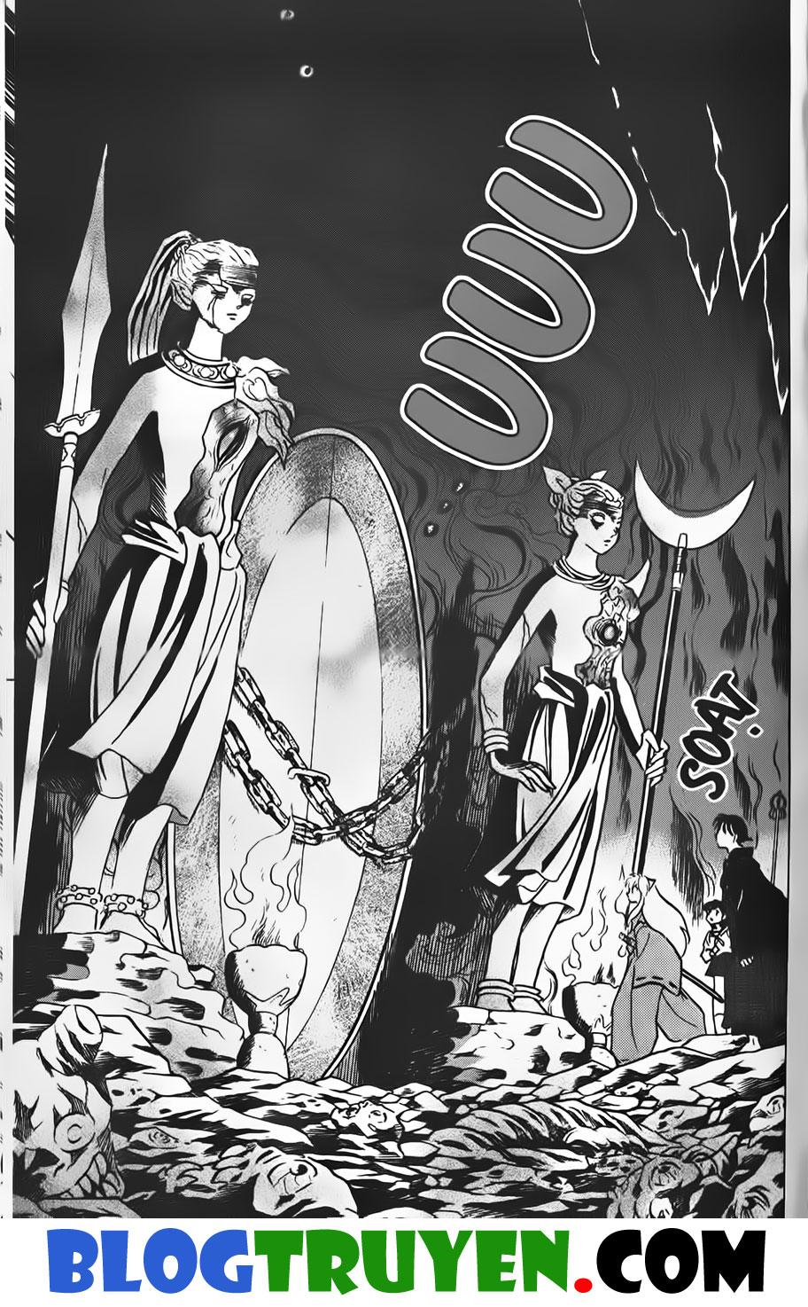 Inuyasha vol 31.1 trang 9